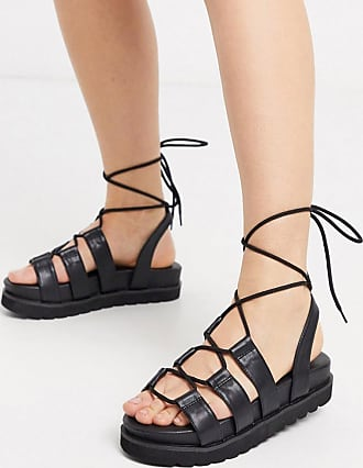 Chaussures En Cuir Public Desire : Achetez jusqu'à −61