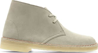 Clarks Womens Desert Boots, Beige (Sand Suede), 4.5 UK