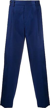 Missoni Calça de alfaiataria pantalona - Azul