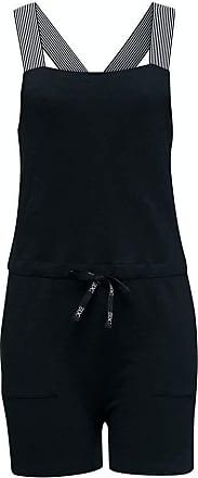 EDC by Esprit Womens 040cc1l310 Jumpsuit, 001/Black, X-Large