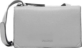 Fiorelli Womens Amy Steel Crossbody Bag