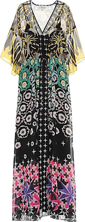 Temperley London Bedrucktes Maxikleid