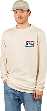 Quiksilver Tasty Vibes Long Sleeve T-Shirt brazilian sand