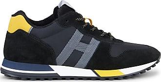 Hogan Sneakers H383, GELB,SCHWARZ, 6 - Schuhe
