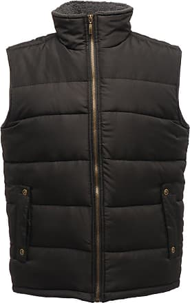 Regatta Mens Standout Altoona Insulated Bodywarmer Jacket (XXXL) (Black)