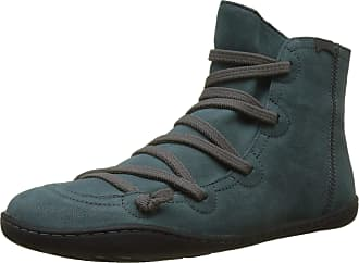 Camper Womens Peu Cami Ankle Boots, Blue (Medium Blue 420), 2 UK 35 EU