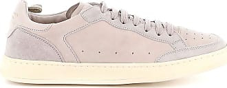 Officine Creative Fashion Man OCUKAEE002OLIV1D127 Beige Leather Sneakers | Spring Summer 20