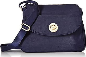 Baggallini Provence Crossbody, Navy, One Size