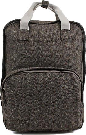 Your Dezire YDezire Ladies Backpack Rucksack School College Shoulder Laptop Bag Womens (Plain/Brown)