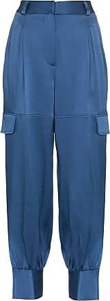 Peter Pilotto Calça com bolsos - Azul