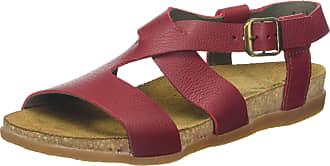 El Naturalista Womens Nf46 Open Toe Sandals, Red (Tibet Tibet), 7 UK