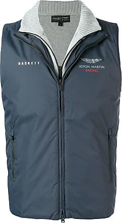 28f3f40d908fc Hackett veste HACKETT X ASTON MARTIN Racing - Gris