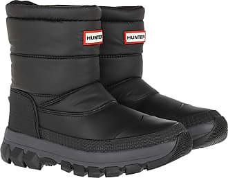 Hunter Boots & Booties - Original Insulated Snow Boots Short Black - black - Boots & Booties for ladies