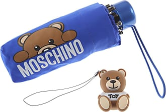 Moschino Womens Accessories On Sale, Electric Blue, polyester, 2017, Universal Size