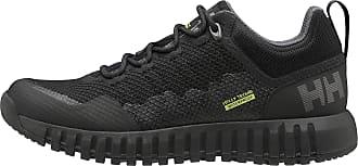 Helly Hansen Mens VANIR HEGIRA HT Hiking Shoe, Black (990 Black/Charcoal/Azid Li), 11.5 UK