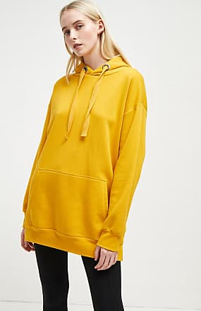 French Connection Alvar Sweat Jersey Long Hoodie