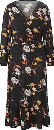 Emilia Lay Maxi dress long sleeves Emilia Lay multicoloured