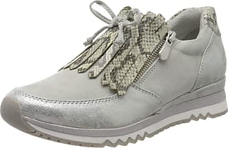 Marco Tozzi Womens 2-2-24702-34 Loafers, Grey (Grey Comb 221), 6.5 UK