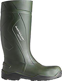 Gr/ün Gr/ün Dunlop C662933 S5 THERMO+ GROEN 11 46 EU Groen 11 UK 08 Unisex-Erwachsene Langschaft Gummistiefel