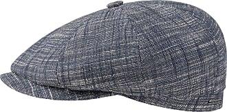 0a1ba561ec5 Stetson Hatteras Greeley Cotton Flat Cap by Stetson Newsboy caps