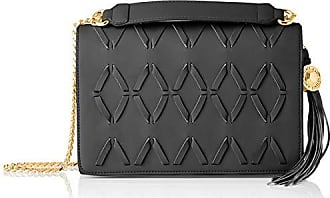 73fe1d725c Versace Jeans Couture Damen Bag Umhängetasche Schwarz (Nero) 9x16