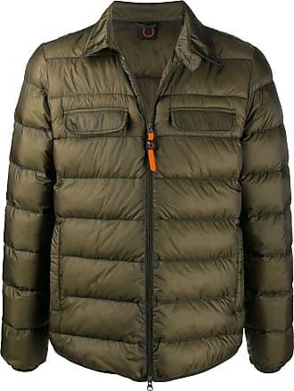 Aspesi multi-pocket puffer jacket - Verde