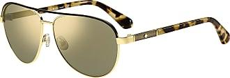 Kate Spade New York EMILYANN/S Sunglasses 00NR Gold Brown Havana 59-13-140