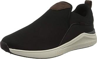 Kangaroos Mens Ka-Strip Low-Top Sneakers, Black (Jet Black 5001), 9 UK