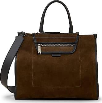 Hogan Shopping Bag, NERO,VERDE, - Borsette > Borse
