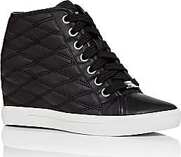6bfdebaef32 DKNY Cindy - Sneaker Wedge Diamond Quilted Nappa