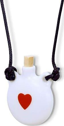 Design Medalhas Colar Aromático ou Porta Perfume Coração