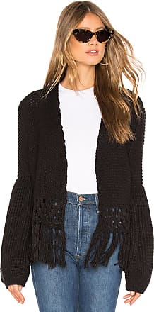 Tularosa Billow Cardi in Black