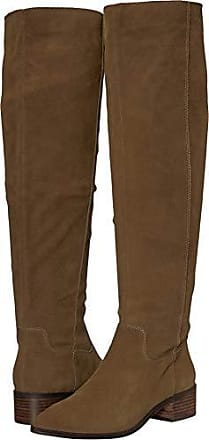 Lucky Brand Lucky Womens LK-KITRIE Fashion Boot, Military gre, 5.5 M US