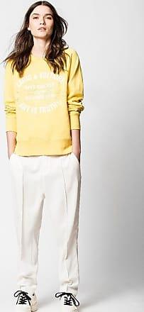 Zadig & Voltaire Sweatshirt Upper Strass Blason