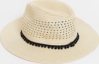 Pimkie straw sun hat-Brown