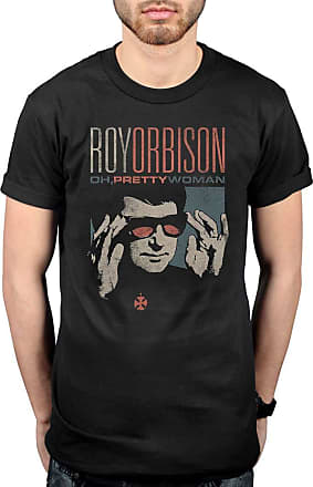 AWDIP Official Roy Orbison Pretty Woman T-Shirt Black