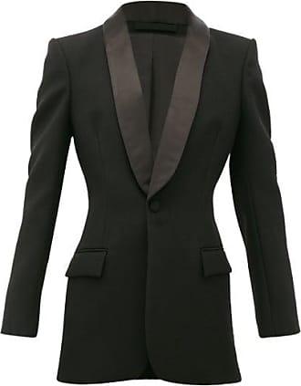 Wardrobe.NYC Wardrobe.nyc - Release 05 Single-breasted Merino-wool Jacket - Womens - Black