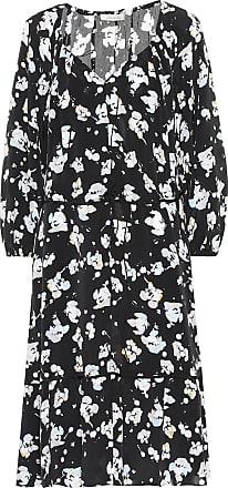 Dorothee Schumacher Artistic Blossoms silk-blend dress
