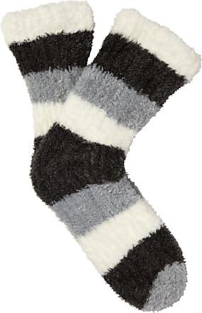 Slenderella Ladies Soft Fleece Bedsocks Cosy Nylon Bed Socks One Size UK 4-7