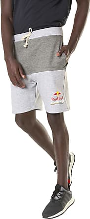 Red Bull Bermuda Moletom RED BULL Reta RBR Cinza 30b530fed3f