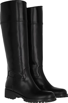 Prada Boots & Booties - Knee Length Boots Black - black - Boots & Booties for ladies