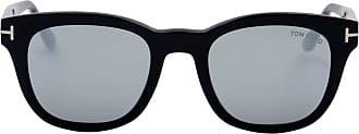 Tom Ford Eyewear Óculos de Sol Redondo Preto - Mulher - 52 US