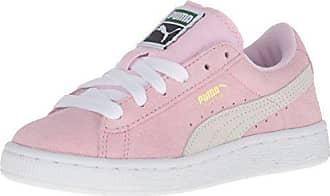 Puma Jungen Sneaker schwarz schwarz weiß, rosa - Pink Lady White Team d834e4912c