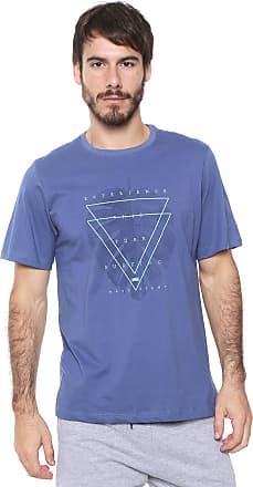 Wave Giant Camiseta WG Leaf Azul