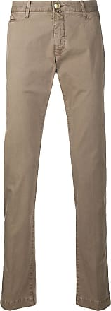 Jacob Cohen Beige chino trousers
