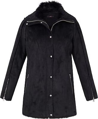 Emilia Lay Jacket turn-down collar Emilia Lay black