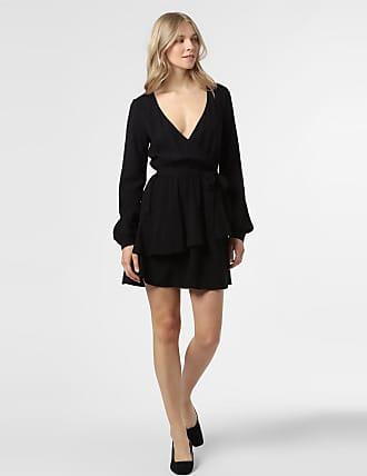 NA-KD Damen Kleid schwarz