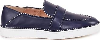 Unützer Loafer Blau/Weiß