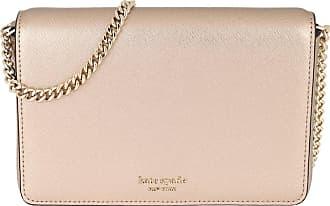 Kate Spade New York Spencer Chain Wallet Rose Gold Umhängetasche roségold