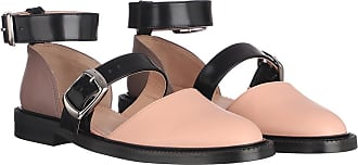 Inch² Sandals - Closed Toe Nude Sandals Multi - colorful - Sandals for ladies
